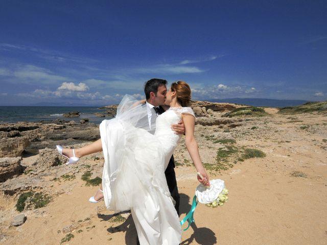 Il matrimonio di Christian e Cristina a Cabras, Oristano 11