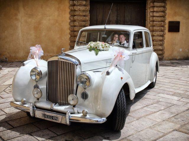 Le nozze di Serena e Valentino