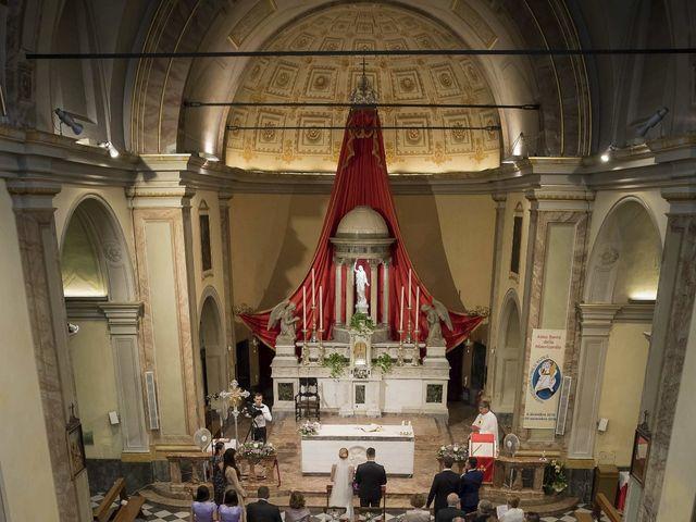 Il matrimonio di Alessandro e Denisa a Milano, Milano 14