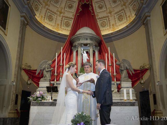 Il matrimonio di Alessandro e Denisa a Milano, Milano 15