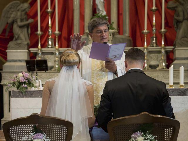 Il matrimonio di Alessandro e Denisa a Milano, Milano 17
