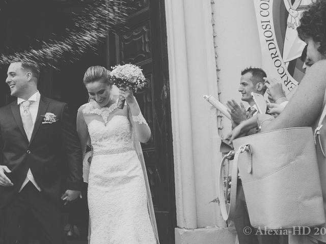 Il matrimonio di Alessandro e Denisa a Milano, Milano 20