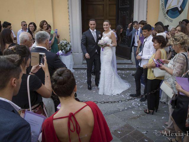 Il matrimonio di Alessandro e Denisa a Milano, Milano 21