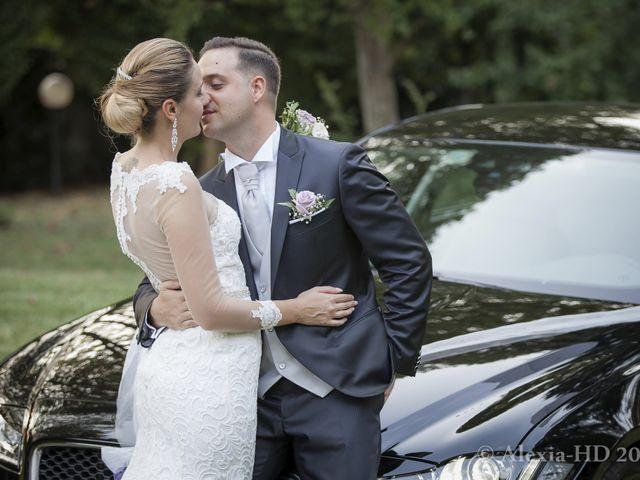 le nozze di Denisa e Alessandro