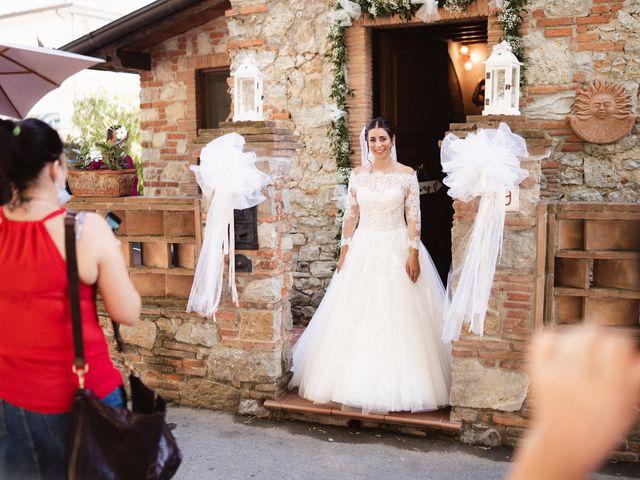 Il matrimonio di Daniel e Silvia a Pisa, Pisa 34