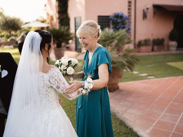 Il matrimonio di Daniel e Silvia a Pisa, Pisa 43