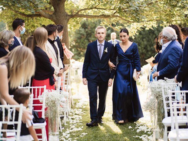 Il matrimonio di Daniel e Silvia a Pisa, Pisa 44