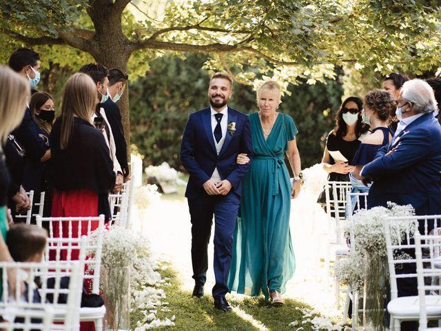Il matrimonio di Daniel e Silvia a Pisa, Pisa 46