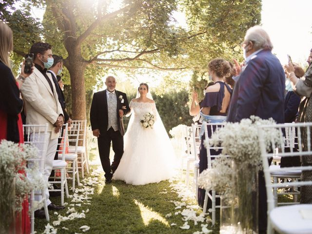 Il matrimonio di Daniel e Silvia a Pisa, Pisa 48