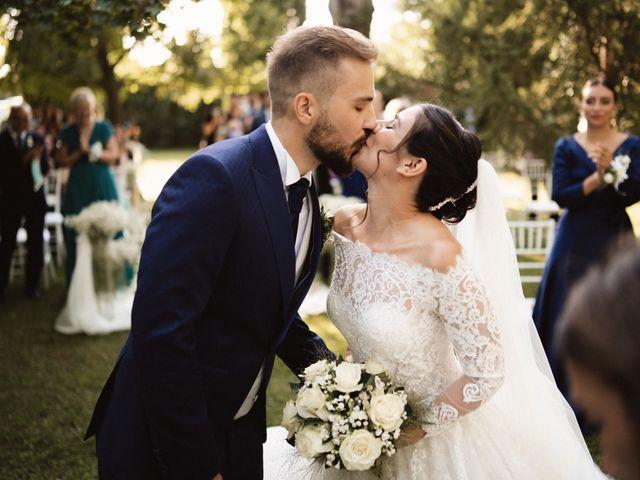 Il matrimonio di Daniel e Silvia a Pisa, Pisa 52