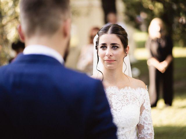 Il matrimonio di Daniel e Silvia a Pisa, Pisa 54
