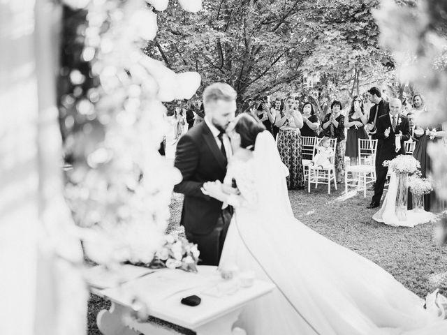 Il matrimonio di Daniel e Silvia a Pisa, Pisa 56