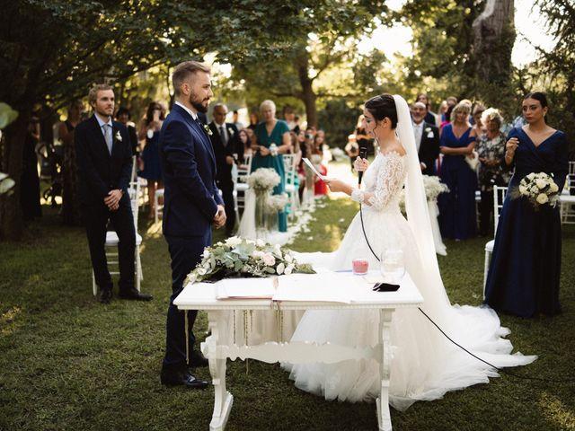 Il matrimonio di Daniel e Silvia a Pisa, Pisa 57