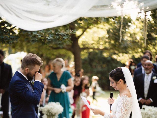 Il matrimonio di Daniel e Silvia a Pisa, Pisa 58