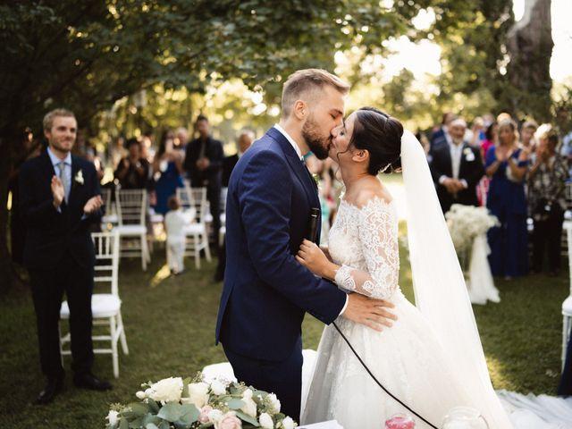 Il matrimonio di Daniel e Silvia a Pisa, Pisa 59
