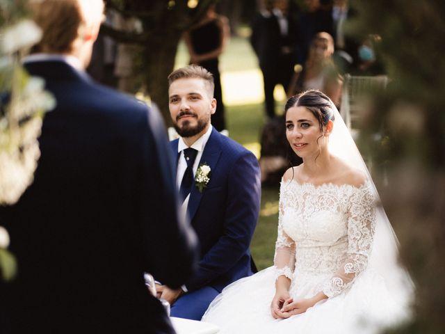 Il matrimonio di Daniel e Silvia a Pisa, Pisa 68