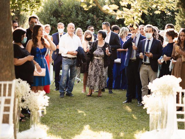Il matrimonio di Daniel e Silvia a Pisa, Pisa 69
