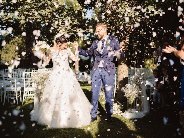Il matrimonio di Daniel e Silvia a Pisa, Pisa 70