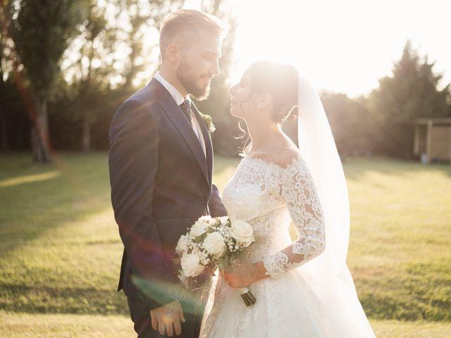 Il matrimonio di Daniel e Silvia a Pisa, Pisa 74