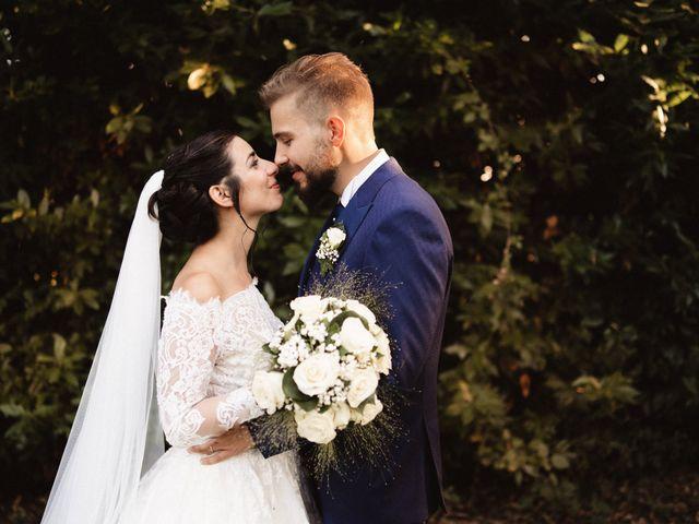 Il matrimonio di Daniel e Silvia a Pisa, Pisa 77