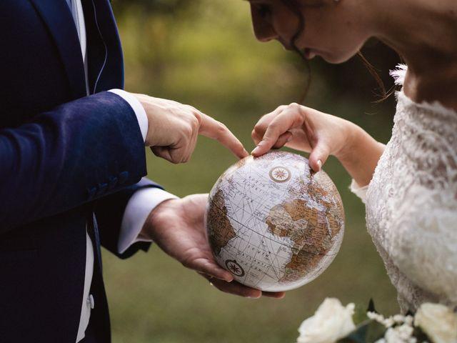 Il matrimonio di Daniel e Silvia a Pisa, Pisa 81