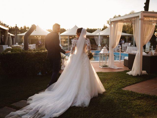 Il matrimonio di Daniel e Silvia a Pisa, Pisa 82