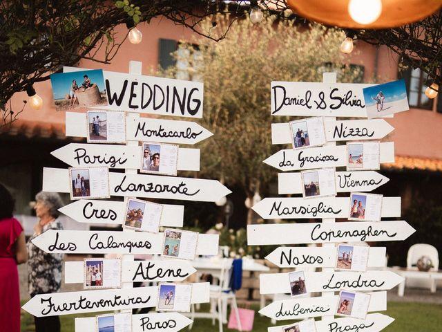 Il matrimonio di Daniel e Silvia a Pisa, Pisa 83