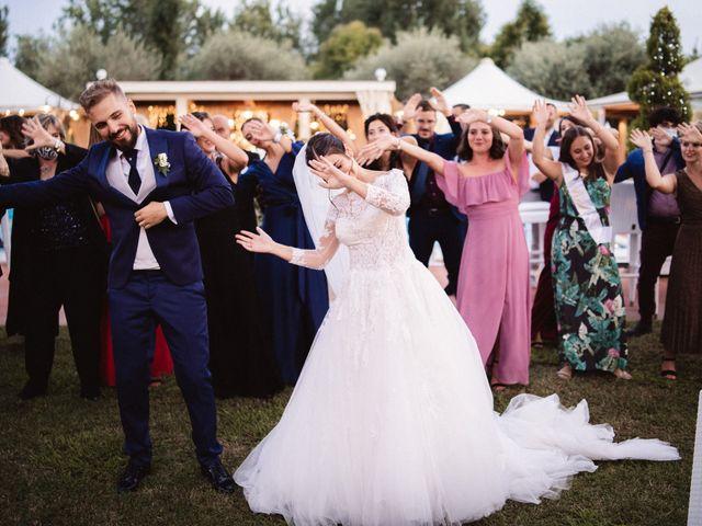 Il matrimonio di Daniel e Silvia a Pisa, Pisa 84