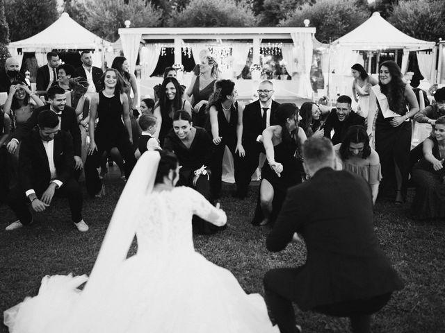 Il matrimonio di Daniel e Silvia a Pisa, Pisa 86