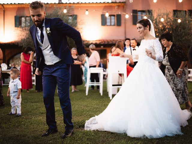 Il matrimonio di Daniel e Silvia a Pisa, Pisa 87
