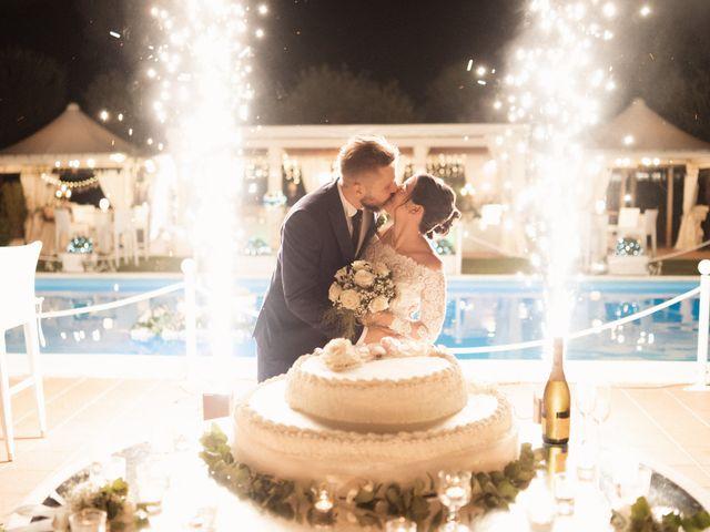 Il matrimonio di Daniel e Silvia a Pisa, Pisa 101