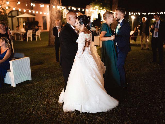 Il matrimonio di Daniel e Silvia a Pisa, Pisa 103