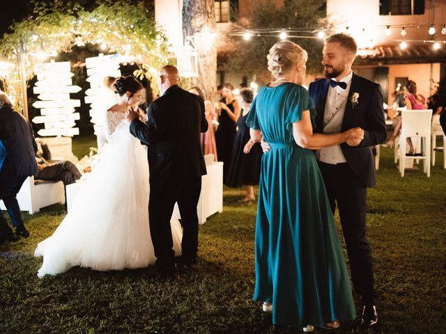 Il matrimonio di Daniel e Silvia a Pisa, Pisa 105