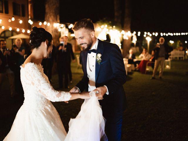 Il matrimonio di Daniel e Silvia a Pisa, Pisa 106