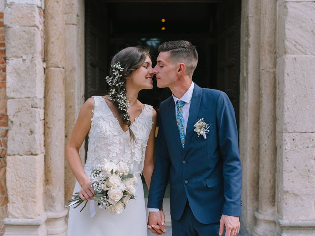 Le nozze di Ilenya e Mattia