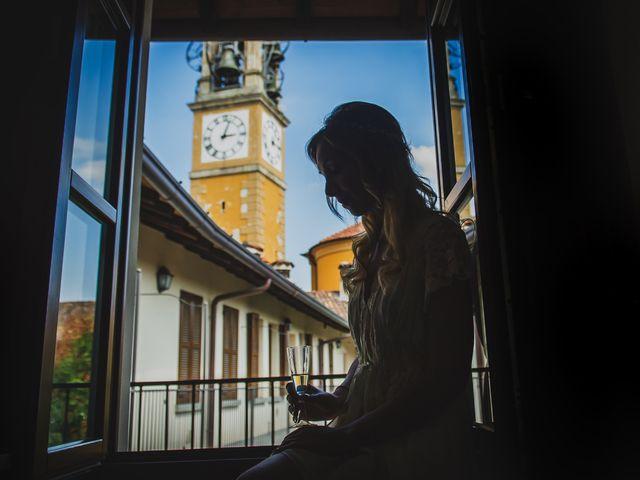 Il matrimonio di Davide e Sabrina a Vimercate, Monza e Brianza 5