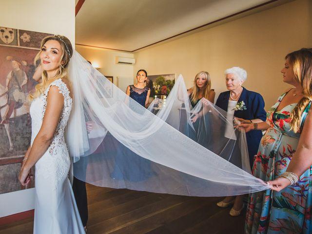 Il matrimonio di Davide e Sabrina a Vimercate, Monza e Brianza 11