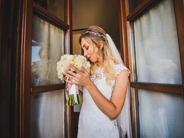 Il matrimonio di Davide e Sabrina a Vimercate, Monza e Brianza 12