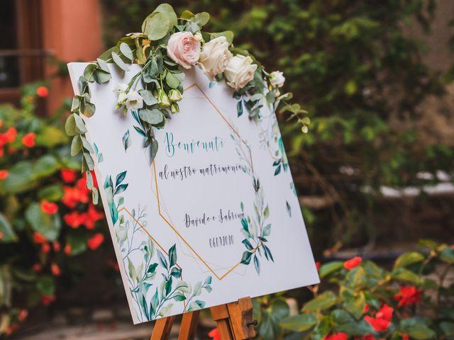 Il matrimonio di Davide e Sabrina a Vimercate, Monza e Brianza 14