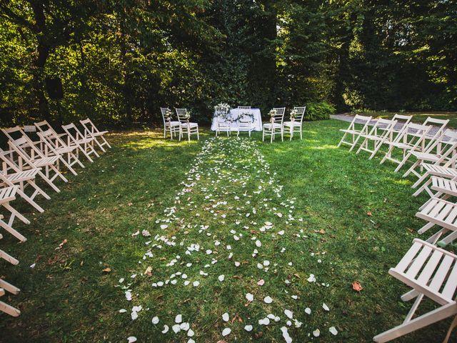 Il matrimonio di Davide e Sabrina a Vimercate, Monza e Brianza 15