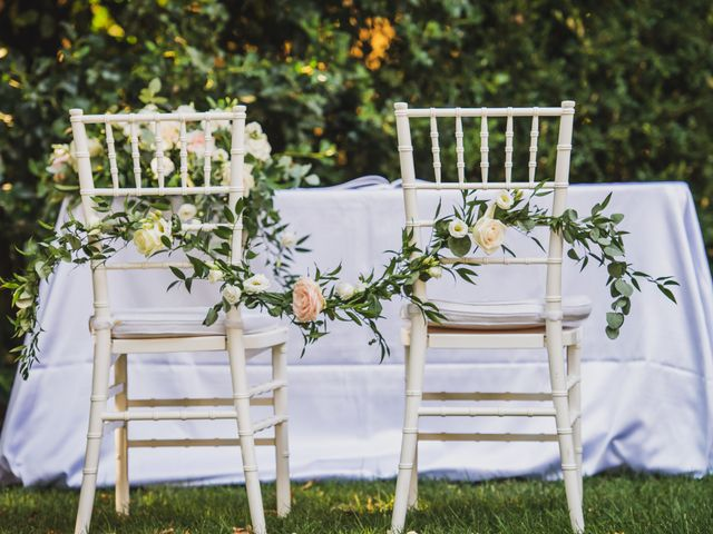 Il matrimonio di Davide e Sabrina a Vimercate, Monza e Brianza 17