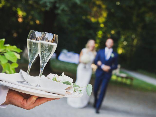 Il matrimonio di Davide e Sabrina a Vimercate, Monza e Brianza 23