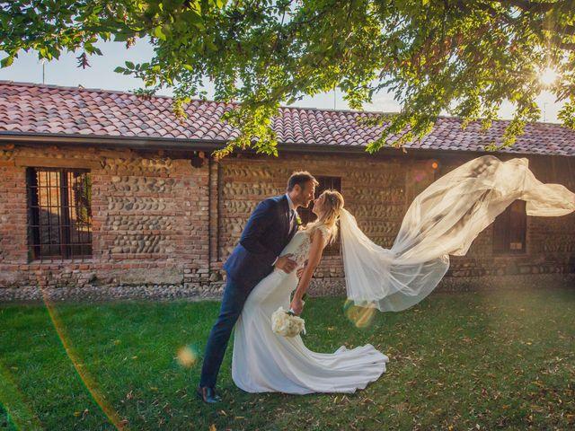 Il matrimonio di Davide e Sabrina a Vimercate, Monza e Brianza 24