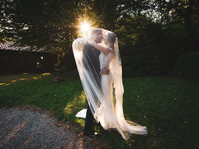 Il matrimonio di Davide e Sabrina a Vimercate, Monza e Brianza 25