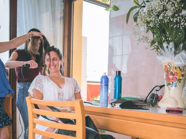 Il matrimonio di Fabrizio e Giorgia a Pieve Emanuele, Milano 6