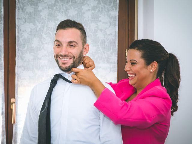Il matrimonio di Fabrizio e Giorgia a Pieve Emanuele, Milano 15