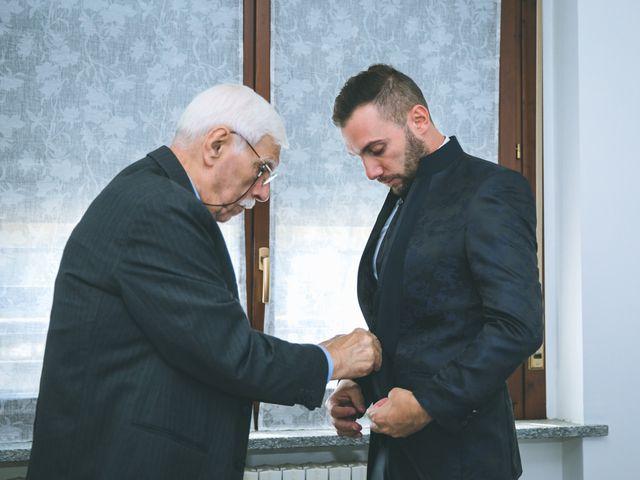 Il matrimonio di Fabrizio e Giorgia a Pieve Emanuele, Milano 18