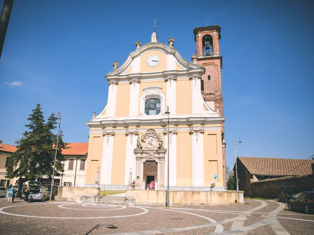 Il matrimonio di Fabrizio e Giorgia a Pieve Emanuele, Milano 41