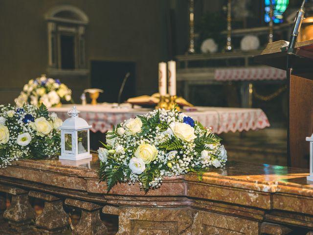 Il matrimonio di Fabrizio e Giorgia a Pieve Emanuele, Milano 43