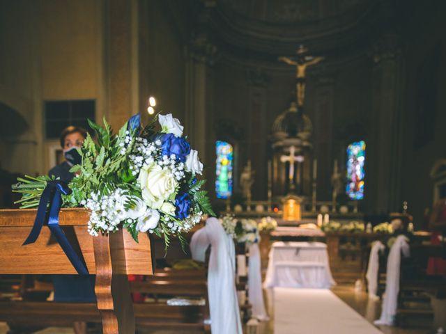 Il matrimonio di Fabrizio e Giorgia a Pieve Emanuele, Milano 47